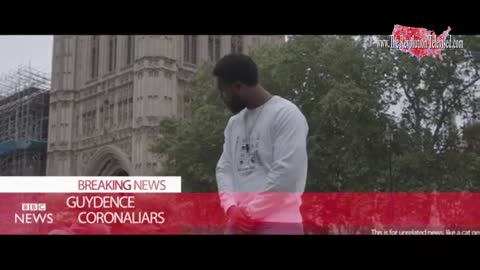 Coronaliars by Guydence; Presented by The Revolution Televised