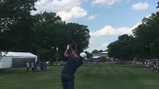 Brooks Koepka's Golf Swing