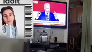Biden yells at our military
