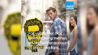 Guy Fieri's Meme Twitter Account