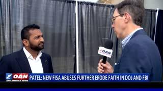 Kash Patel: New FISA abuses further erode faith In DOJ, FBI