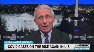 """More Fauci B.S.: Vaccinated Americans Still Must Avoid """"Crowded Situations"""""""