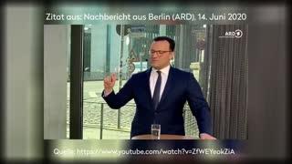 Die Deutschen Hauptakteure der Plandemie