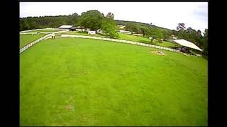 FPV Plane Maiden Flight