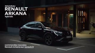 Nouvelle Renault Arkana 2021