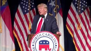 Trump denounces Fauci, China; hints at 2024 run