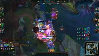 Jinx Penta Kill By Baiting
