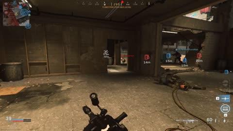 Call of Duty Cluster Strke