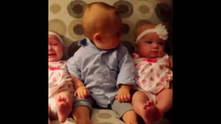Cute Babies Video Which Make You Laugh