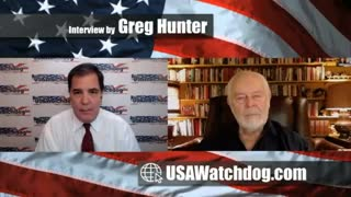 Edward Griffin Suspects Trump of Being Controlled Opposition
