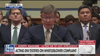 Acting DNI testifies at whistleblower hearing