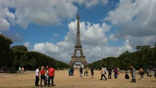 Effet tower paris france landmark
