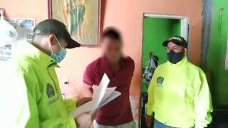Capturan a hombre que habría abusado, golpeado y fracturado a una mujer en Málaga