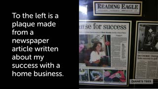 Home Business Success Story