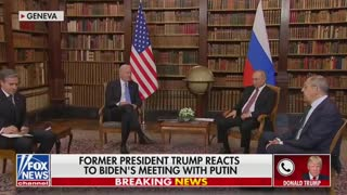 Trump: a good day for Russia