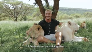 Reunited with the Lions