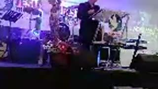Frank & Luz Williams at River of Life International church 4/19/19