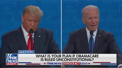 Millions Are Furious With Biden's Big Lie on ObamaCare