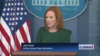 Doocy Stuns Psaki With Question She Clearly Wasn't Expecting