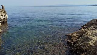 Umag beach