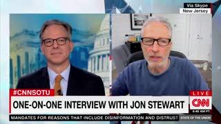 Jon Stewart Blames Media For Deep Divisions In America