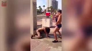 Drunk People Fails - Drunk People Doing Stupid Stuff