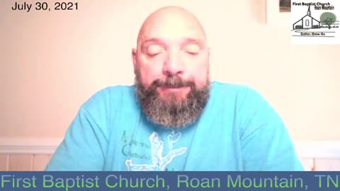 Morning Devotion With Mike - July 30, 2021