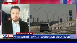 AFP Energy Expert Discusses Texas Blackouts, Energy Sources Part 1
