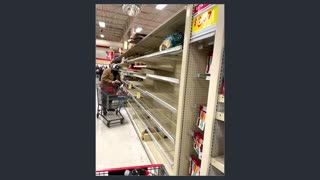 Inside a Texas grocery store