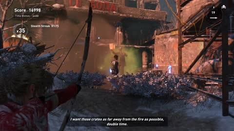 Rise of the Tomb Raider DLC score attack Soviet Installation 268464