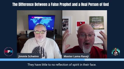 The Difference Between A False Prophet And A Real Person Of God