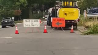 All roads closed for 5G