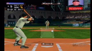 All-Star Baseball 2002 Tigers Vs Astros