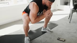 15 Minute FAT BURNING Body Weight Workout !!!