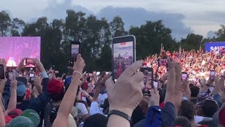 Trump Rally Sarasota President Trump Takes The Stage