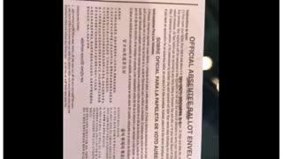 Ballot Fraud NYC