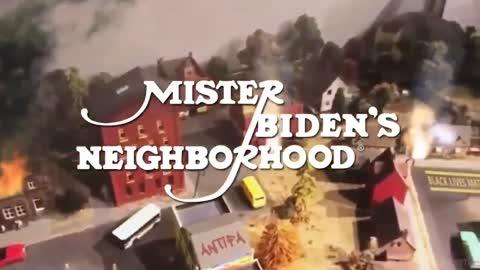#BidenNeighborhood - Antifa & BLM