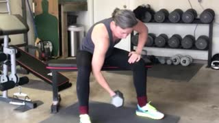 Bicep/Tricep Workout