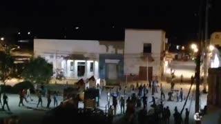 Disturbios en El Camen de Bolívar