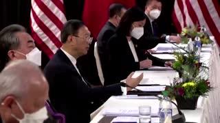 Watch China HUMILIATE Biden's Administration