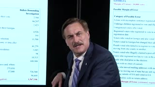 Mike Lindell - Absolute Proof!! SHARE, SHARE, SHARE!!!