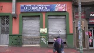 Bogotá vuelve a cuarentena estricta