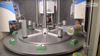 Automated printing and laser marking technology