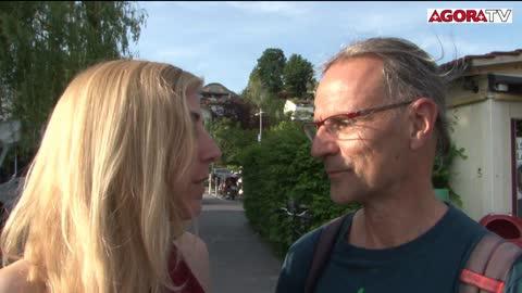 Werner Boxler des amis de la Constitution avec Chloé - Referendum et annonce importante