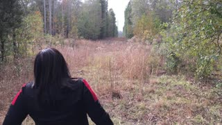 Abandoned house found in the woods!