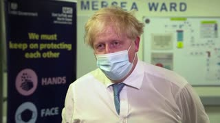 UK's Johnson rebuffs COVID inaction claims