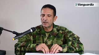Entrevista coronel Rico