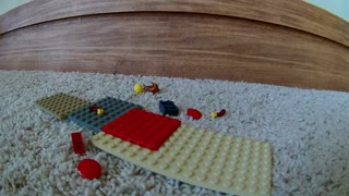 First Stop Motion Video - Epic Snipe LEGO Animation