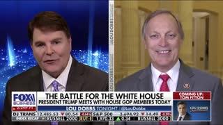 Congressman Biggs discusses the Electoral College Vote challenge in Congress