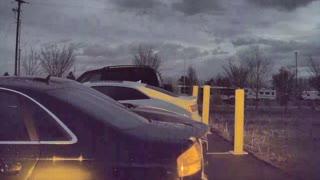 Car Footage Captures 5.7 Earthquake in Utah